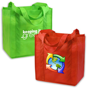 Promotional Grocery Totes